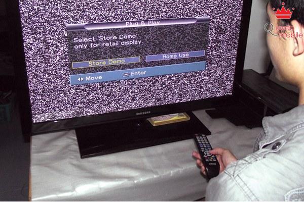 Cách khắc phục tivi LCD bị nhiễm từ?