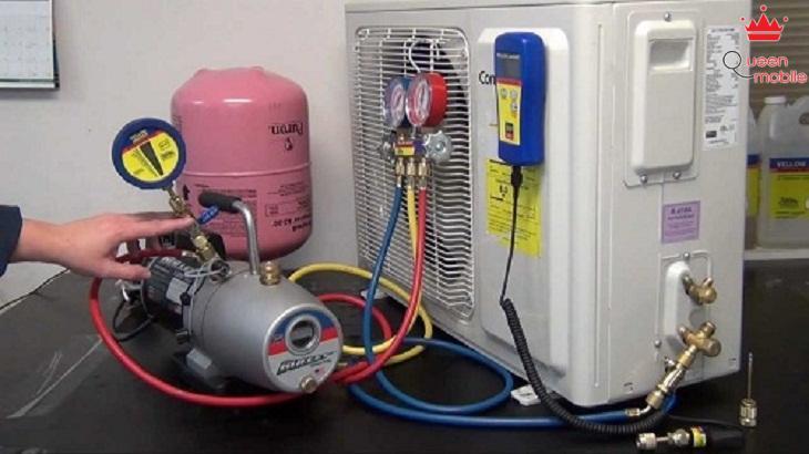 Máy lạnh hết gas? Khi nào máy lạnh cần phải nạp gas?