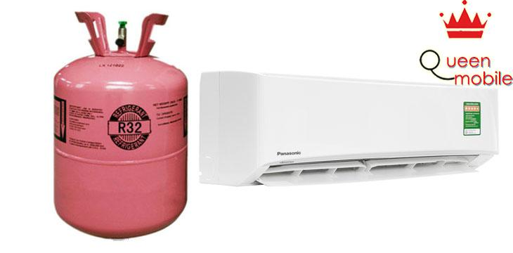 Nạp gas r32 cho máy lạnh