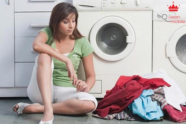 Những sự cố thường gặp ở máy giặt Electrolux