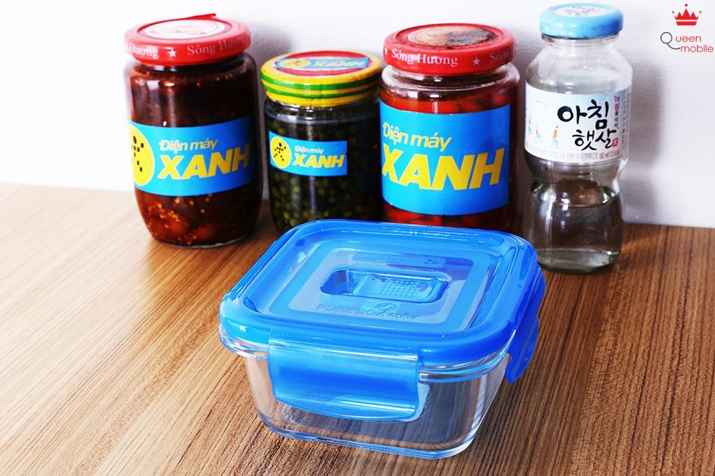 Những hộp đựng thức ăn nào có thể dùng trong lò vi sóng?