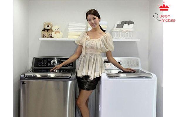 Máy giặt đã trở thành một thiết bị không thể thiếu trong mỗi gia đình.