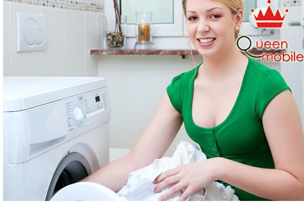 Khối lượng đồ giặt đúng quy định giúp tiết kiệm hơn