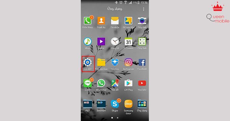 Hướng dẫn thay đổi font chữ trên điện thoại Android không cần root