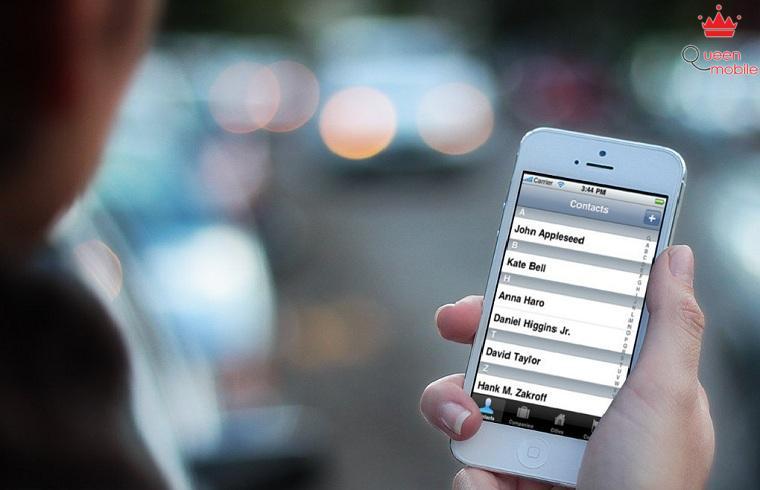 Hướng dẫn đồng bộ danh bạ Gmail với iPhone và iPad