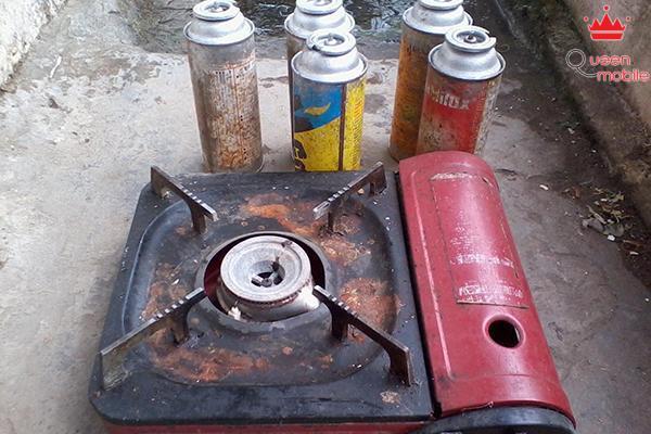 Cách sử dụng bếp gas mini an toàn