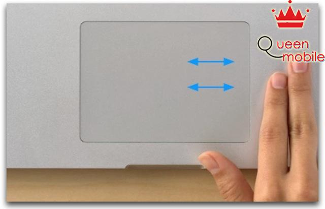 14 thao tác cần biến trên Trackpad của Macbook