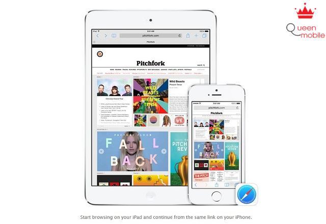 Những tính năng nổi bật trên iOS 8