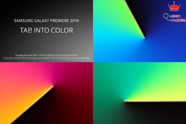 Samsung Galaxy Tab S sẽ chính thức lộ diện vào ngày 12 tháng 6