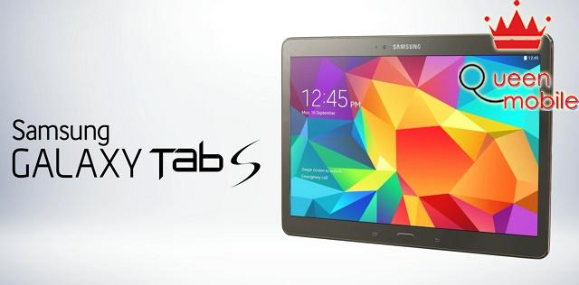 Những hình ảnh và thông tin đầu tiên về Samsung Galaxy Tab S