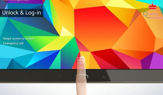 Cấu hình Samsung Galaxy Tab S