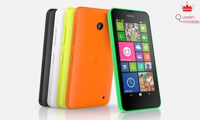 Gói bảo hiểm trị giá 7,000,000đ khi đặt mua Nokia Lumia 630