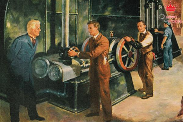 Lịch sử sáng tạo và phát triển của máy điều hoà