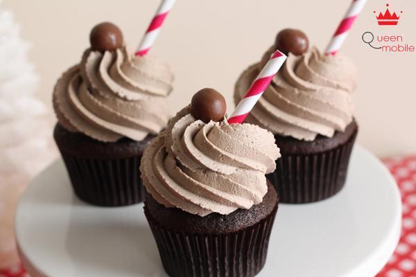 Cách làm cupcake ngon tuyệt bằng nồi cơm điện