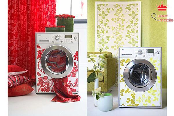 Bày trí máy giặt cho ngôi nhà chật