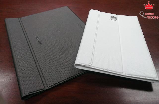 Lộ diện Flip Cover của Samsung Galaxy Tab S trước giờ G