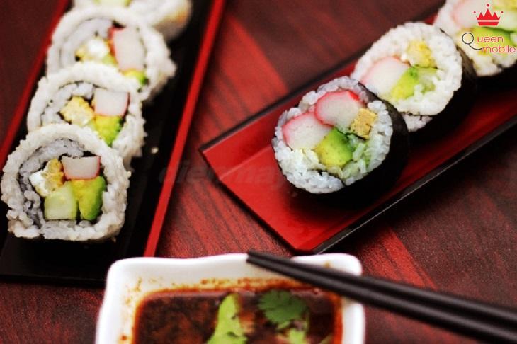 Cách làm Sushi dễ nhất quả đất