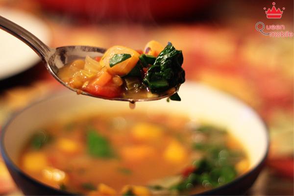 Cách nấu món súp gà kiểu Ý ngon hết ý, dễ không tưởng, ai cũng làm được
