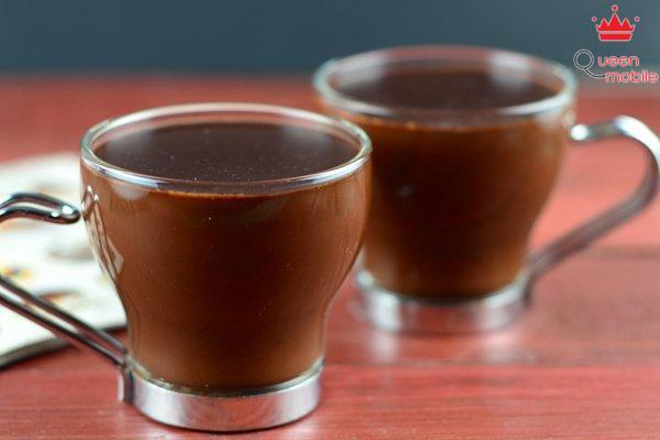 Cách làm sô-cô-la nóng vô cùng đơn giản bằng nồi cơm điện