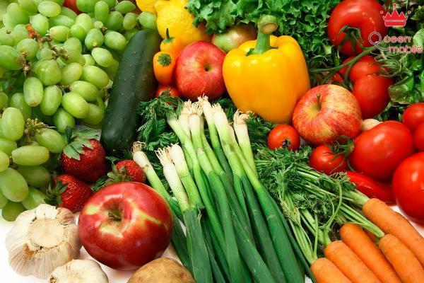 Chế biến rau quả bằng lò vi sóng sẽ giữ được nhiều vitamin hơn