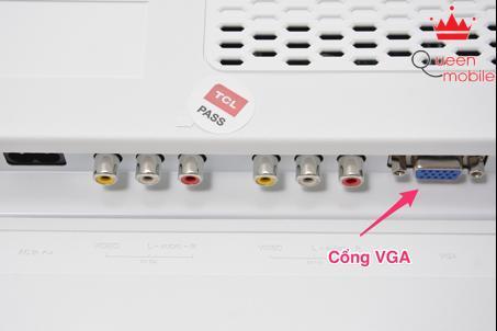 Kết nối VGA
