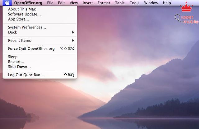 Cách tăng kích thước con trỏ chuột trên Mac OS