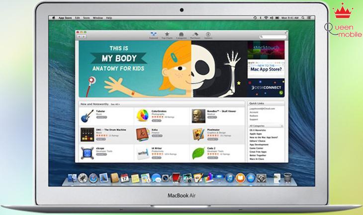 2 Cách mở ứng dụng không xác định trên Mac OS