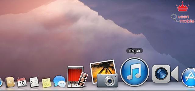 Ứng dụng iTunes đã bị tắt
