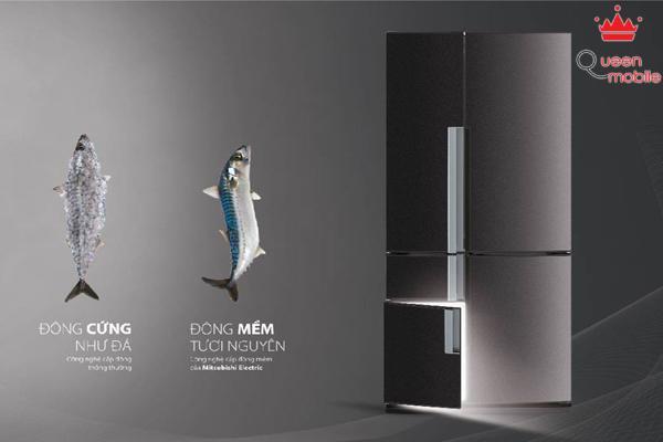 Tủ lạnh Mitsubishi Electric MR-Z65W có gì tốt?