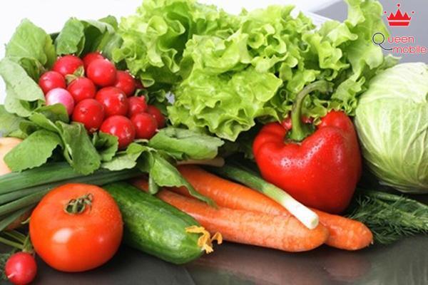 Đèn LED màu cam giúp rau quả quang hợp sản sinh vitamin