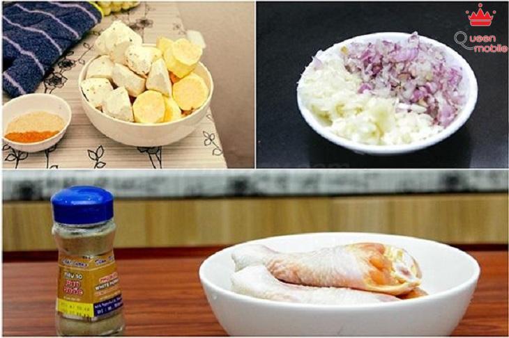 Cách nấu cà ri gà cay thơm ngon ngày gió lạnh