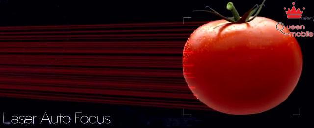 Tính năng lấy nét cực nhanh bằng chùm tia laser trên LG G3