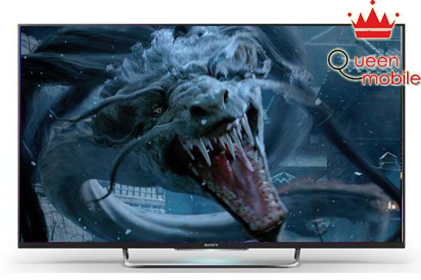 Kích thước của tivi Bravia W600B cho trải nghiệm điện ảnh như trong mơ