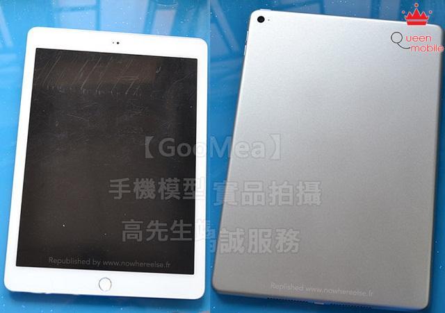 iPad Air 2 có ngoại hình tương tự iPad Air đời đầu