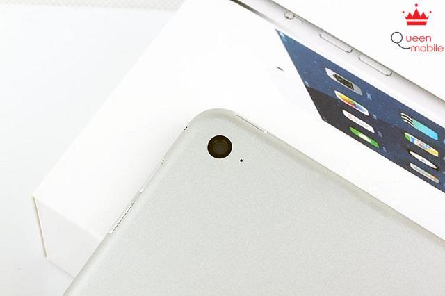 Hiện chưa rõ độ phân giải của camera trên iPad Air 2