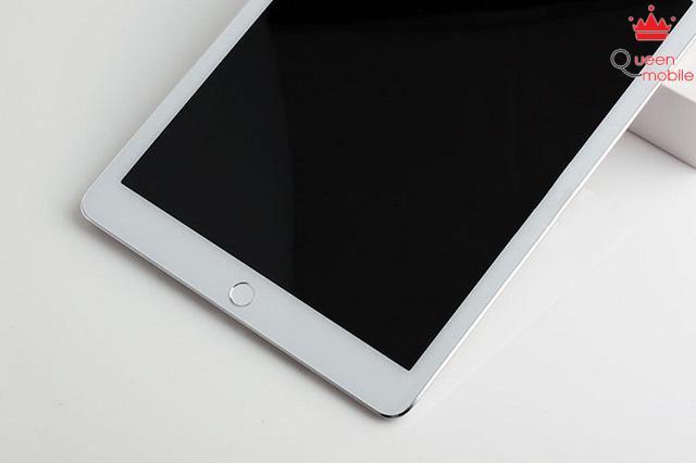 iPad Air 2 được trang bị nút Home cảm biến vân tay