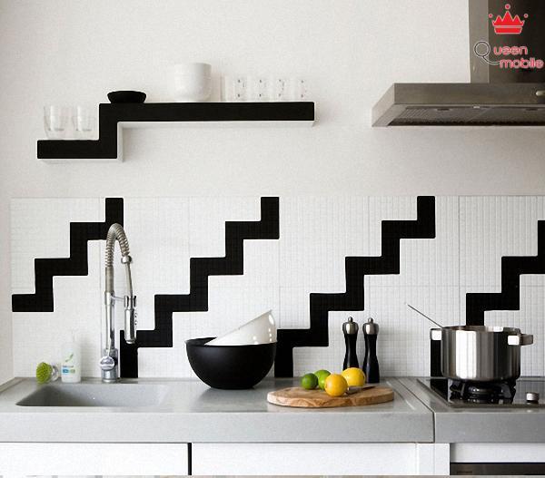 10 cách bày trí căn bếp đẹp mê mẩn