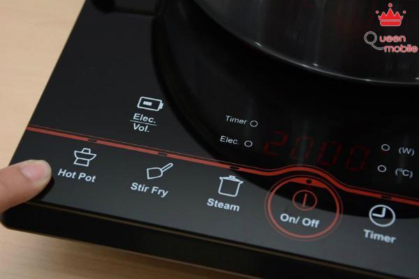 Bếp ngày càng được thiết kế để người dùng dễ dàng sử dụng