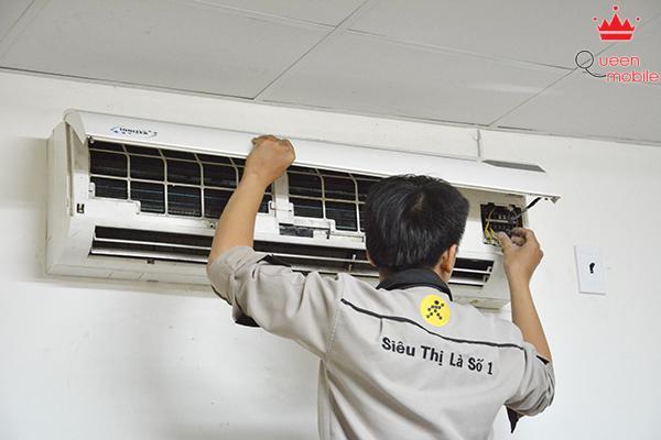 Kiểm tra ống dẫn khí trước khi lắp đặt máy lạnh