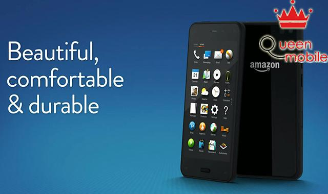 Amazon Fire - Smartphone 6 camera đầu tiên trên thế giới