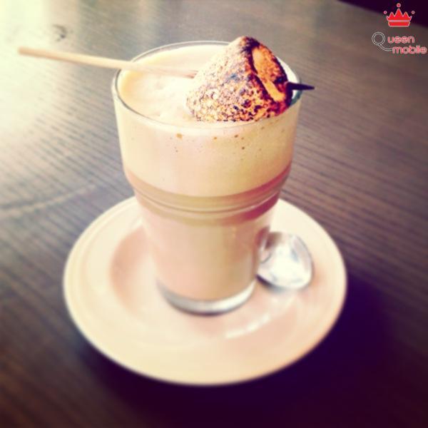 Coffee qua instagram