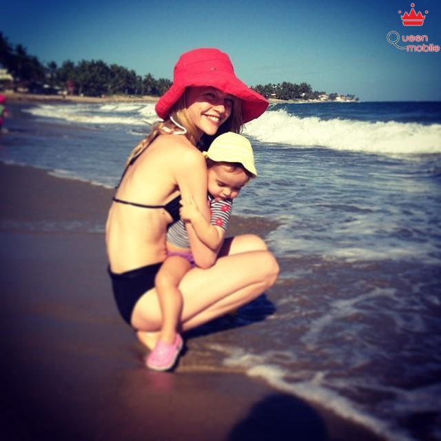 Tắm biển mùa hè