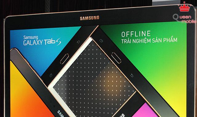 Samsung ra mắt bộ đôi Galaxy Tab S tại Việt Nam