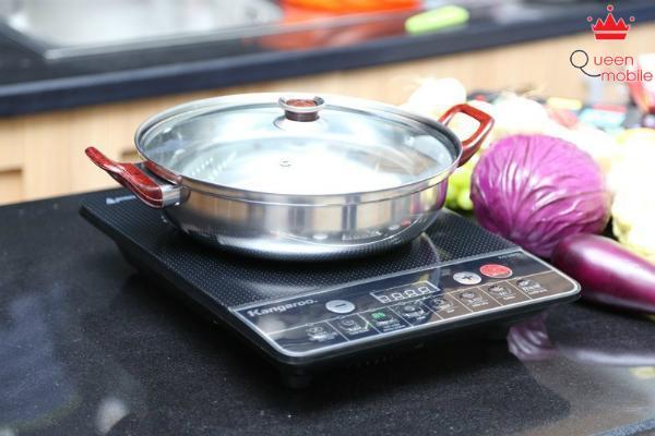 Bếp từ hoạt động dựa trên nguyên lý tạo dòng điện cảm ứng