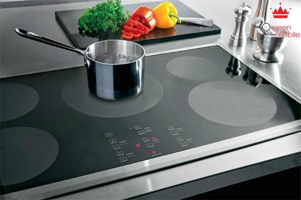 Bếp từ có nhiều ưu điểm hấp dẫn người tiêu dùng hơn