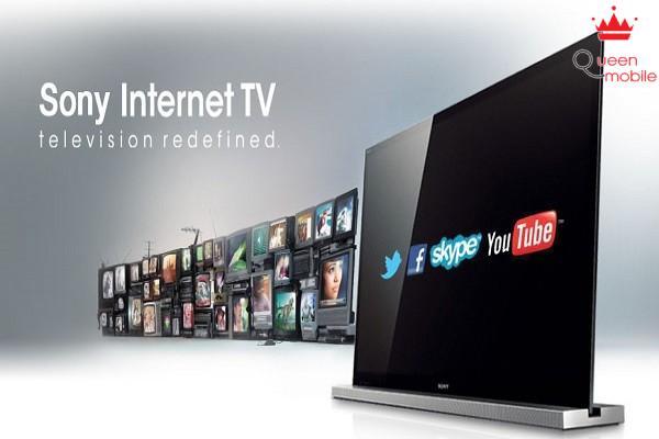Kết nối thế giới giải trí với công nghệ Internet Tivi