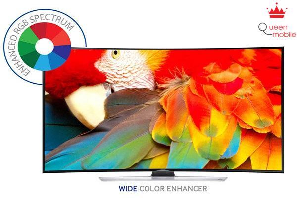 Công nghệ Wide Color Enhancer Plus giúp hình ảnh rực rỡ, tự nhiên