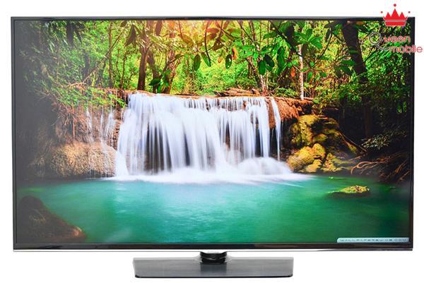 Tivi ứng dụng công nghệ tái tạo màu sắc tối ưu