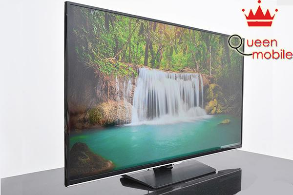 Tivi có thiết kế vô cùng mỏng