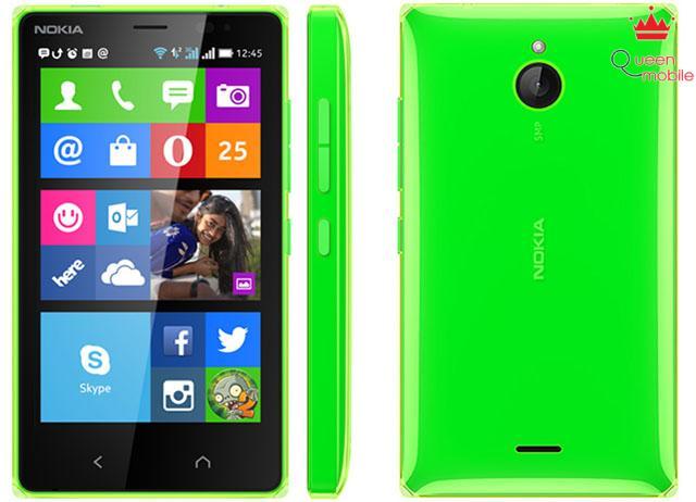 Nokia X2 chính thức ra mắt - Smartphone Android với nhiều nâng cấp
